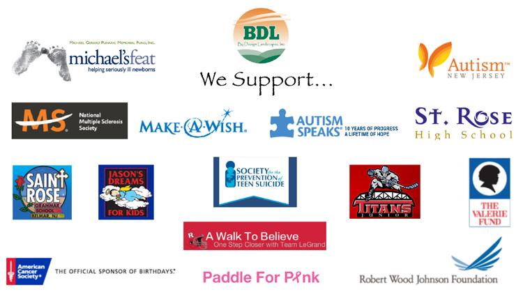 BDL-charities