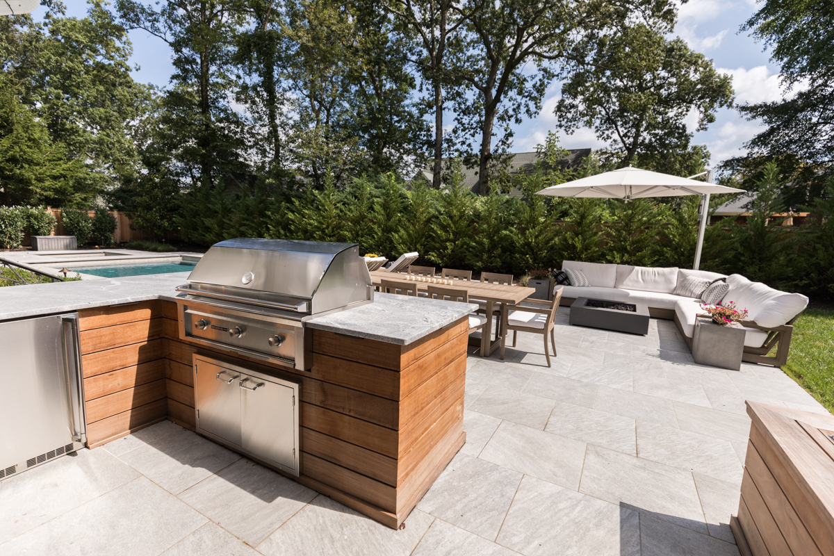 Outdoor Living Areas By Design Landscapes